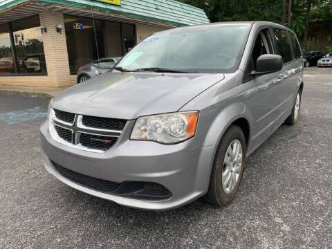 2014 Dodge Grand Caravan for sale at Diana Rico LLC in Dalton GA