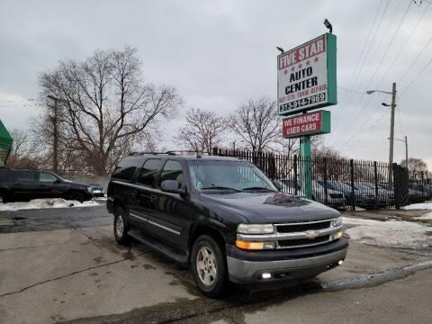 2004 Chevrolet Suburban for sale at Five Star Auto Center in Detroit MI