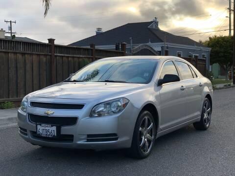 2009 Chevrolet Malibu for sale at ZaZa Motors in San Leandro CA