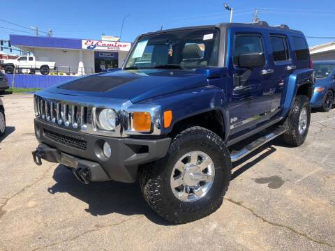 2006 HUMMER H3 for sale at el camino auto sales in Gainesville GA