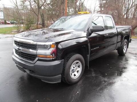 2016 Chevrolet Silverado 1500 for sale at Old Time Auto Sales, Inc in Milford MA