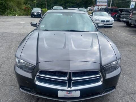 2014 Dodge Charger for sale at Mega Motors in West Bridgewater MA