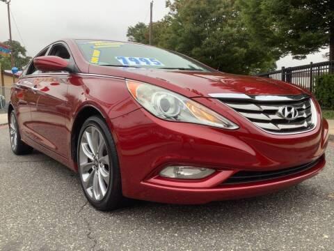 2011 Hyundai Sonata for sale at Active Auto Sales Inc in Philadelphia PA