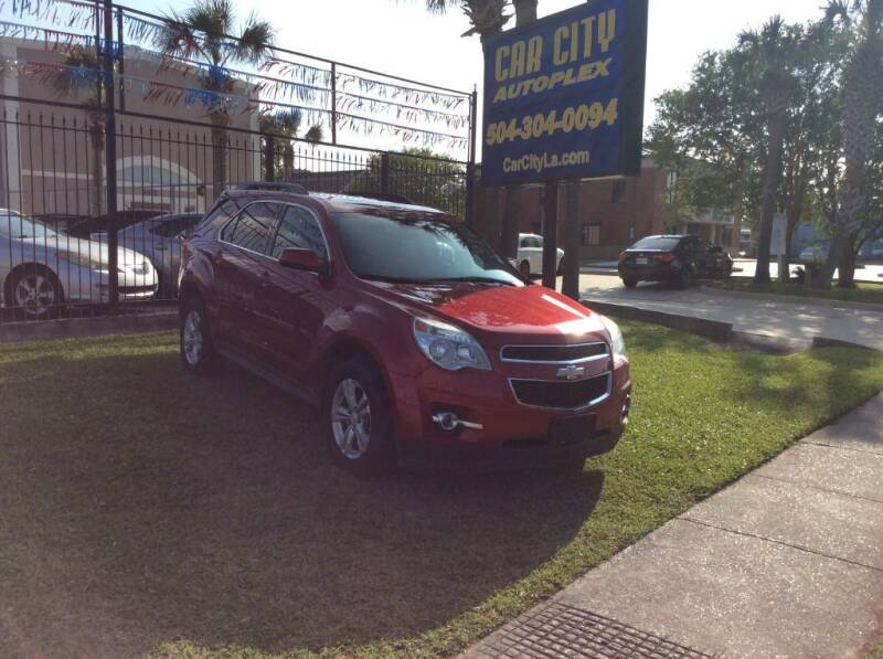 2014 Chevrolet Equinox for sale at Car City Autoplex in Metairie LA