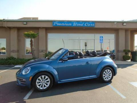 2018 Volkswagen Beetle Convertible for sale at Family Auto Sales in Victorville CA