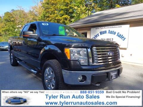 2010 Ford F-150 for sale at Tyler Run Auto Sales in York PA
