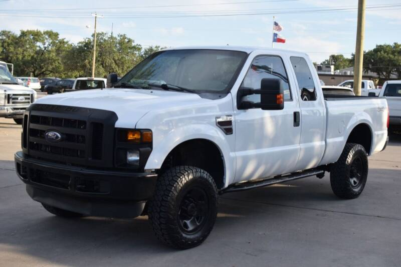 2009 Ford F-350 Super Duty for sale in Round Rock, TX