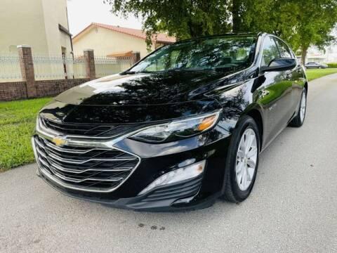 2020 Chevrolet Malibu for sale at Imperial Capital Cars Inc in Miramar FL