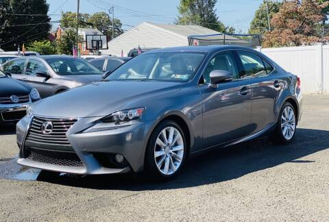 2014 Lexus IS 250 for sale at HD Auto Sales Corp. in Reading PA