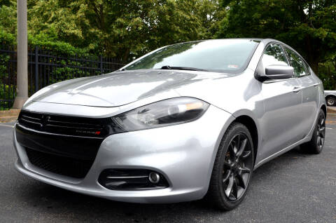 2014 Dodge Dart for sale at Wheel Deal Auto Sales LLC in Norfolk VA