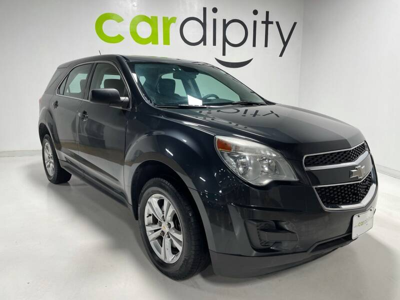 2014 Chevrolet Equinox for sale at Cardipity in Dallas TX