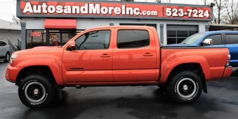 2015 Toyota Tacoma for sale at Autos and More Inc in Knoxville TN