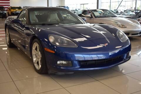 2005 Chevrolet Corvette for sale at Legend Auto in Sacramento CA