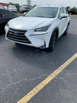 2015 Lexus NX 200t for sale at BRYANT AUTO SALES in Bryant AR