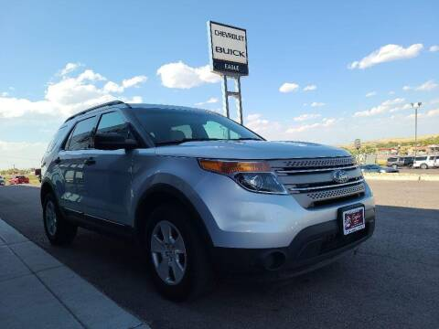 2013 Ford Explorer for sale at Tommy's Car Lot in Chadron NE