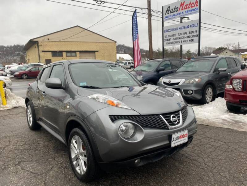 2013 Nissan JUKE for sale at Auto Match in Waterbury CT