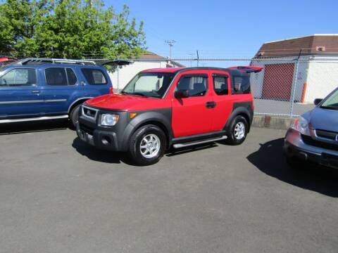 2006 Honda Element for sale at ARISTA CAR COMPANY LLC in Portland OR