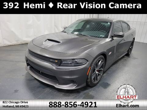 2016 Dodge Charger for sale at Elhart Automotive Campus in Holland MI