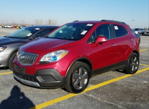 2014 Buick Encore for sale at HW Used Car Sales LTD in Chicago IL