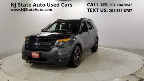 2015 Ford Explorer for sale at NJ State Auto Auction in Jersey City NJ