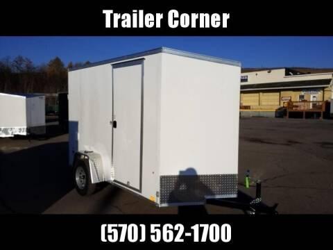 Look Trailers STLC 6X10 - RAMP DOOR