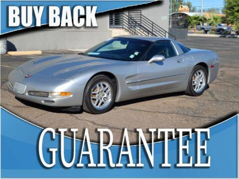 2004 Chevrolet Corvette for sale at Reliable Auto Sales in Las Vegas NV