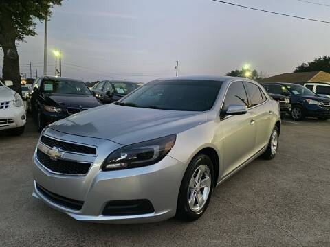 2013 Chevrolet Malibu for sale at CityWide Motors in Garland TX