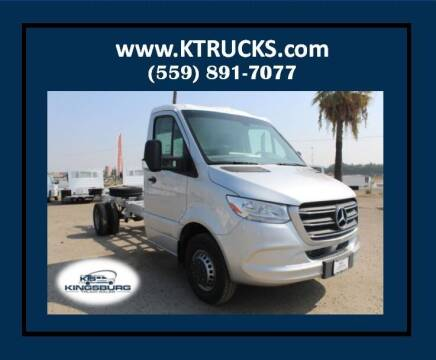 2019 Mercedes-Benz Sprinter Cab Chassis for sale at Kingsburg Truck Center in Kingsburg CA