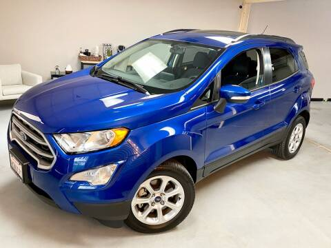 2018 Ford EcoSport for sale at Destination Motors in Temecula CA