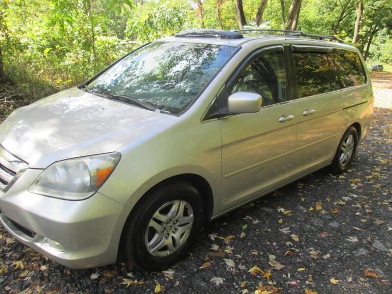 2005 Honda Odyssey for sale at Peekskill Auto Sales Inc in Peekskill NY