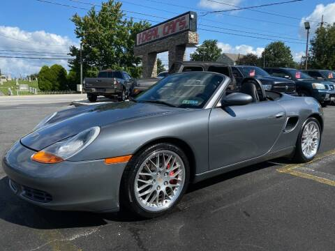 2001 Porsche Boxster for sale at I-DEAL CARS in Camp Hill PA