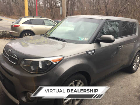 2018 Kia Soul for sale at Excel Auto Sales and Rental in Cheltenham PA