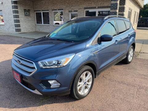 2018 Ford Escape for sale at Willrodt Ford Inc. in Chamberlain SD