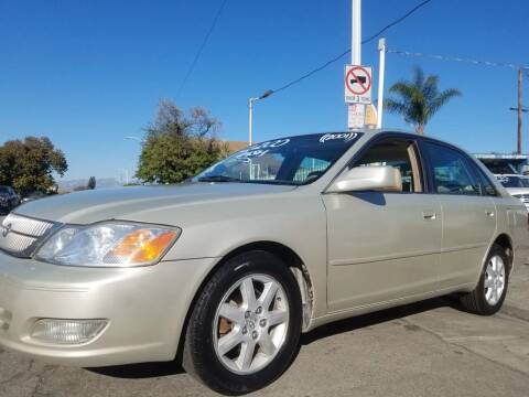 2001 Toyota Avalon for sale at Olympic Motors in Los Angeles CA