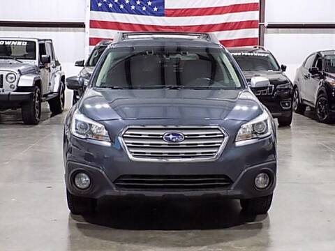 2017 Subaru Outback for sale at Texas Motor Sport in Houston TX