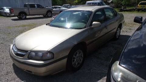 2005 Chevrolet Impala for sale at Tates Creek Motors KY in Nicholasville KY