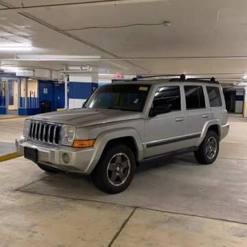 2008 Jeep Commander for sale at GLOBAL MOTOR GROUP in Newark NJ