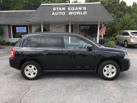 2007 Jeep Compass for sale at STAN EGAN'S AUTO WORLD, INC. in Greer SC