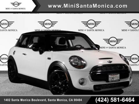 2017 MINI Hardtop 2 Door for sale at MINI OF SANTA MONICA in Santa Monica CA