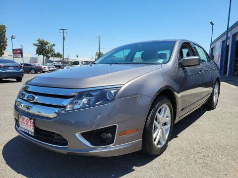 2011 Ford Fusion for sale at Primo Auto Sales in Merced CA