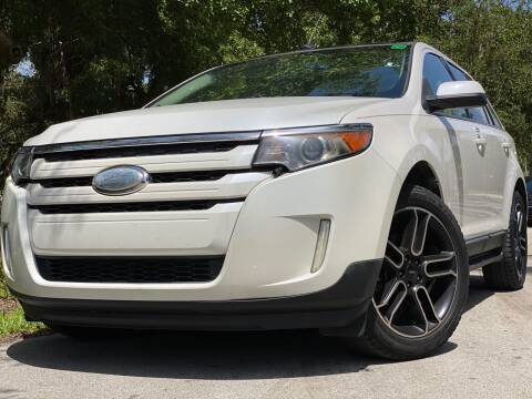 2013 Ford Edge for sale at HIGH PERFORMANCE MOTORS in Hollywood FL