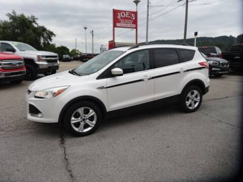 2016 Ford Escape for sale at Joe's Preowned Autos in Moundsville WV