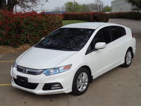2014 Honda Insight for sale at Auto Starlight in Dallas TX