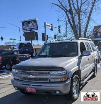 2005 Chevrolet Suburban for sale at Corridor Motors in Cedar Rapids IA