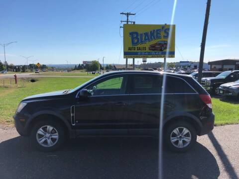 2008 Saturn Vue for sale at Blake's Auto Sales in Rice Lake WI