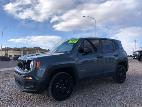 2018 Jeep Renegade for sale at 1st Quality Motors LLC in Gallup NM