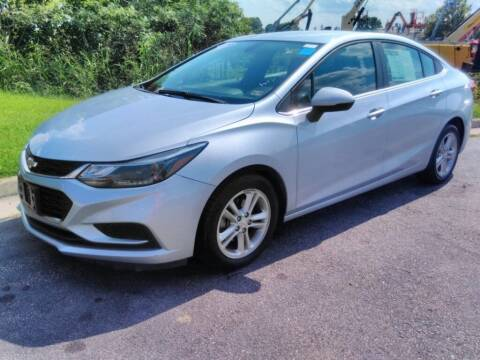 2017 Chevrolet Cruze for sale at Smart Chevrolet in Madison NC
