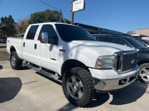 2007 Ford F-250 Super Duty for sale at Texas Luxury Auto in Houston TX