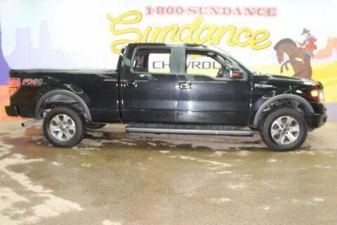 2014 Ford F-150 for sale at Sundance Chevrolet in Grand Ledge MI