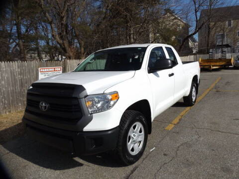 2017 Toyota Tundra for sale at Wayland Automotive in Wayland MA